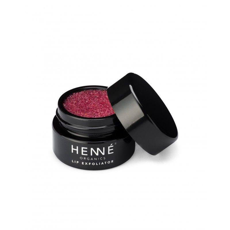Henné Exfoliante de Labios Nordic Berries Henné Organics - 1
