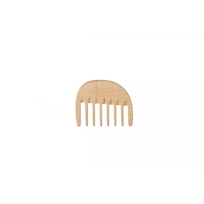 Kost Kamm Peine ancho de madera para pelo rizado Kost Kamm - 1