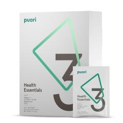Omega 3, Magensio y Vitamina 3 Puori - 1