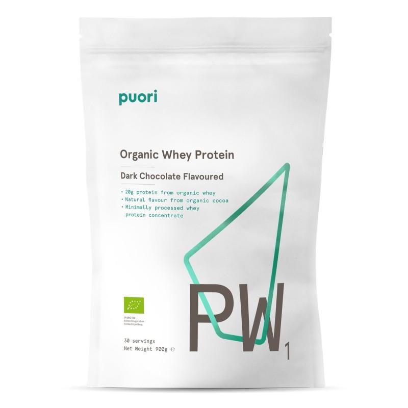 Puori PW1 Proteína de Suero de Leche Sabor Chocolate Puori - 2