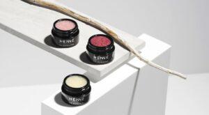 Rutinas lujosas de cuidado de labios con Henné Organics